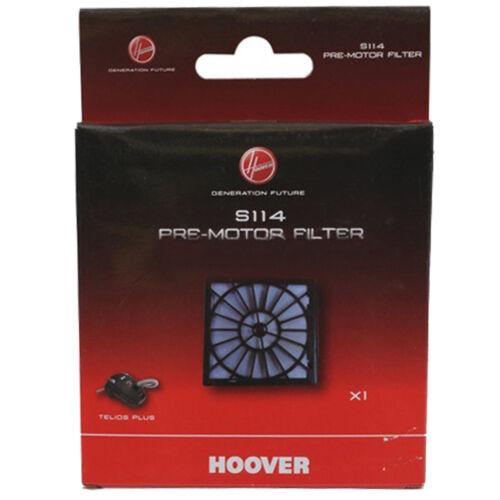 Hoover Aspirateur Pré Moteur Filtre S114 Telios plus TE70 TTE2