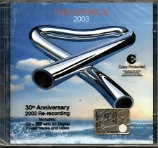 OLDFIELD MIKE TUBULAR BELLS 2003 CD + DVD SIGILLATO