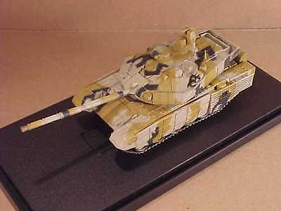 Modelcollect #AS72060 1/72 T-90MS MBT, Desert Camouflage, RAE, Nizhny Tagil 2014