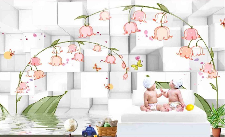 3D Rosa Blaumen Blaumen Blaumen Natürlich 8995 Tapete Wandgemälde Tapeten Bild Familie DE Summer  | Exquisite (mittlere) Verarbeitung  | Elegant Und Würdevoll  | Schön und charmant  8d854f