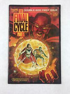 The-Final-Cycle-Part-1-No-1-Dragon-039-s-Teeth-Mini-Series-1-of-4-Comic-Book