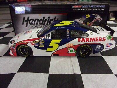 Mark Martin 2011 Farmers Insurance #5 Impala 1//64 NASCAR SPRINT CUP