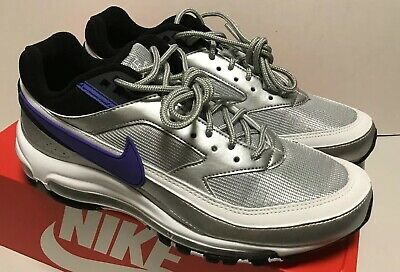 new concept 8cdb1 cbcac Nike Air Max 97/BW Metallic Silver Persian Violet AO2406-002 Mens Size 7 |  eBay