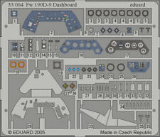 Eduard Zoom 33004 1/32 Hasegawa Focke-Wulf Fw 190D-9 instrument panel C