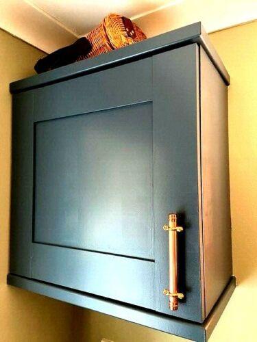Poignées de porte en cuivre couleur Armoire-penderie poignées Real 100/% Pure Cuivre