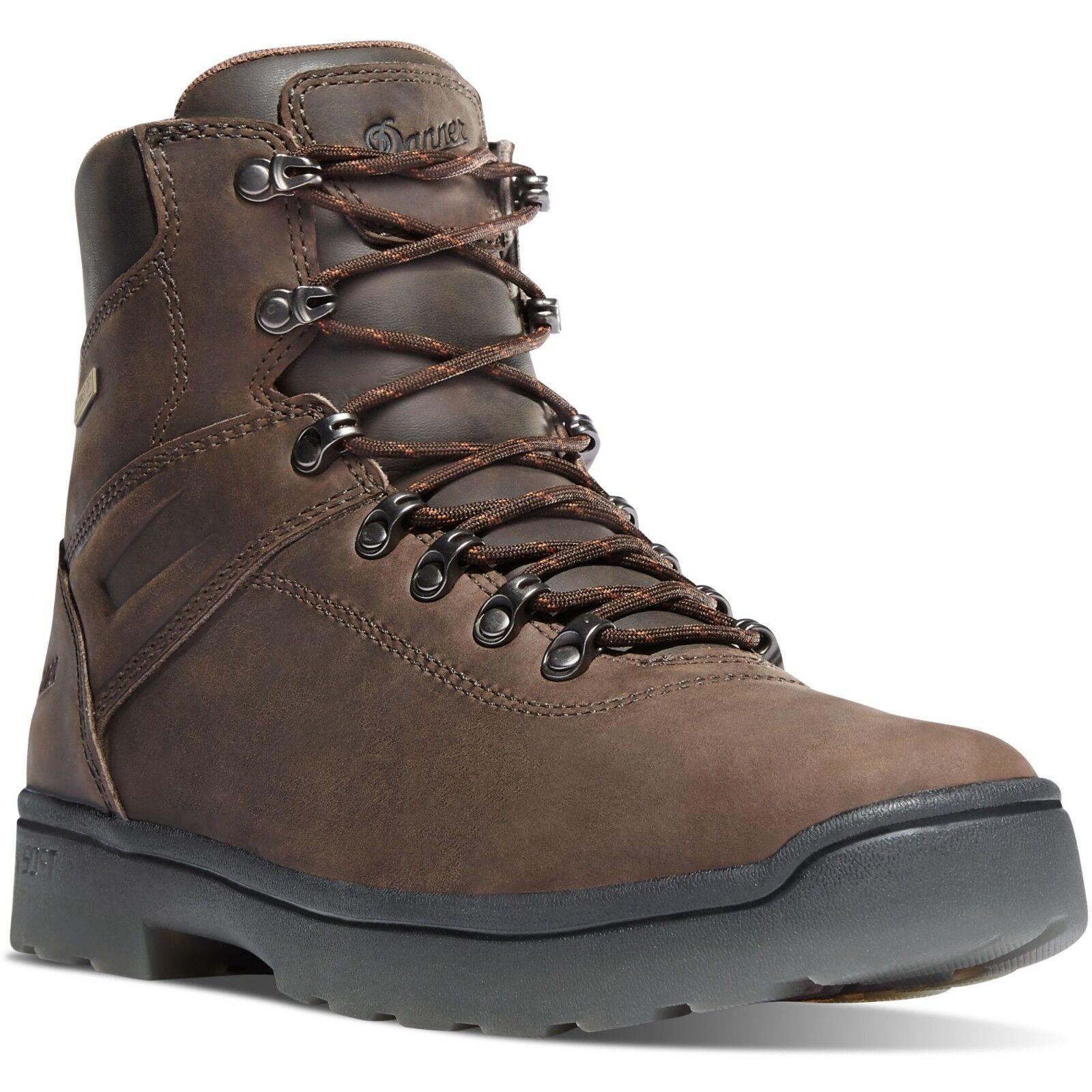 Danner para hombre 14733 IronSoft 6  Cuero Marrón Comp Toe grupo Telefónico Móvil Nórdico botas Zapatos De Seguridad EH