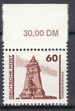 DDR 1990 Mi. Nr. 3347 mit Oberrand Postfrisch (25390)