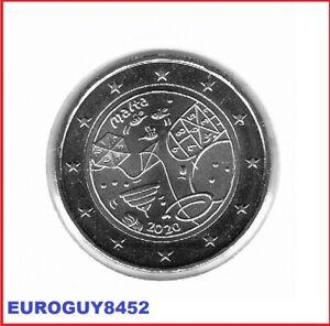 MALTA - 2 € COM. 2020 UNC - KINDERSPELEN