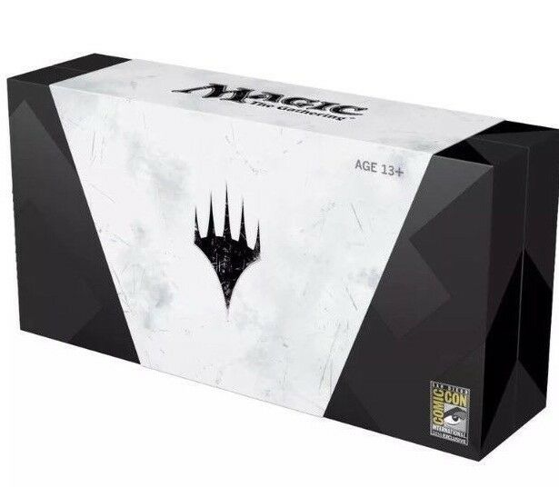 SDCC 2014 MAGIC THE THE THE GATHERING PLANESWALKER SET CARDS ONLY NO AXE NEW SEALED HTG  349f16