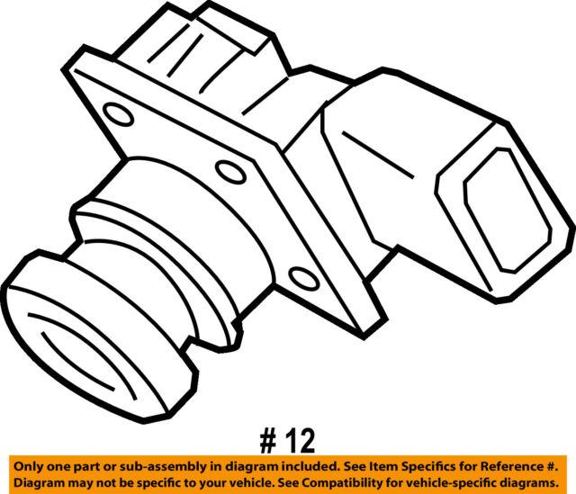 Ford Oem 13 16 Flex Parking Aid Camera Ga8z19g490a For Sale Online