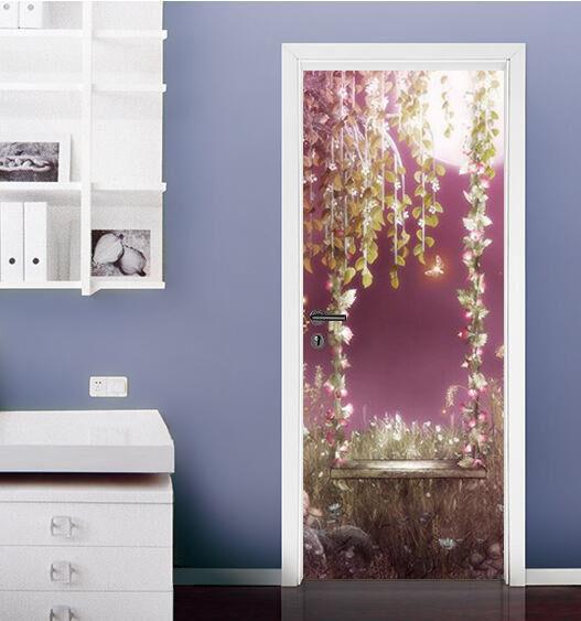 3D Reben 77 Tür Wandmalerei Wandaufkleber Aufkleber AJ WALLPAPER DE Kyra | Deutschland Berlin  | Sonderangebot  | Zahlreiche In Vielfalt