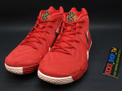 542f9e2995cb NIKE KYRIE 4 EP CNY RED KI IV CHINESE NEW YEAR FLOWERS IRVING FIREWOR  943807-