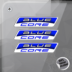 Image Is Loading STICKER YAMAHA BLUE CORE TECHNOLOGY DECAL AUFKLEBER