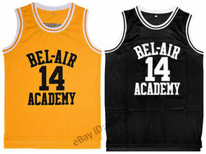 The-Fresh-Prince-of-Bel-Air-Academy-14-Will-Smith-Men-039-s-Basketball-Jersey