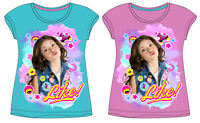 Soy Luna T-Shirt kurzarm Shirt 116 122 128 134 140 146 Mädchen Disney