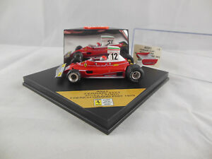 Quartzo-4031-FERRARI-312-T-Racing-N-12-Nicky-LAUDA-FRENCH-GRAND-PRIX-1975
