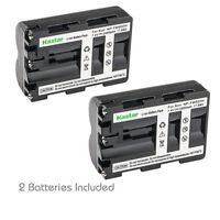 Kastar Np-fm500h Battery For Sony Slt-a57 A57k A57m A57y A58k A65v A65vb A65vk