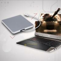 USB 3.0 Slim External DVD-RW DVD Writer Reader Drive for PC Mac Laptop Netbook
