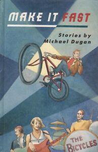 Michael-Dugan-MAKE-IT-FAST-1st-Ed-HC-Book