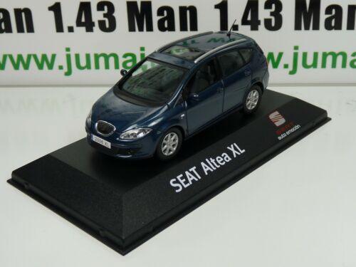 SEA13B SEAT dealer models Fischer ALTEA XL blue marine