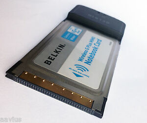 BELKIN PCMCIA WIFI WINDOWS XP DRIVER
