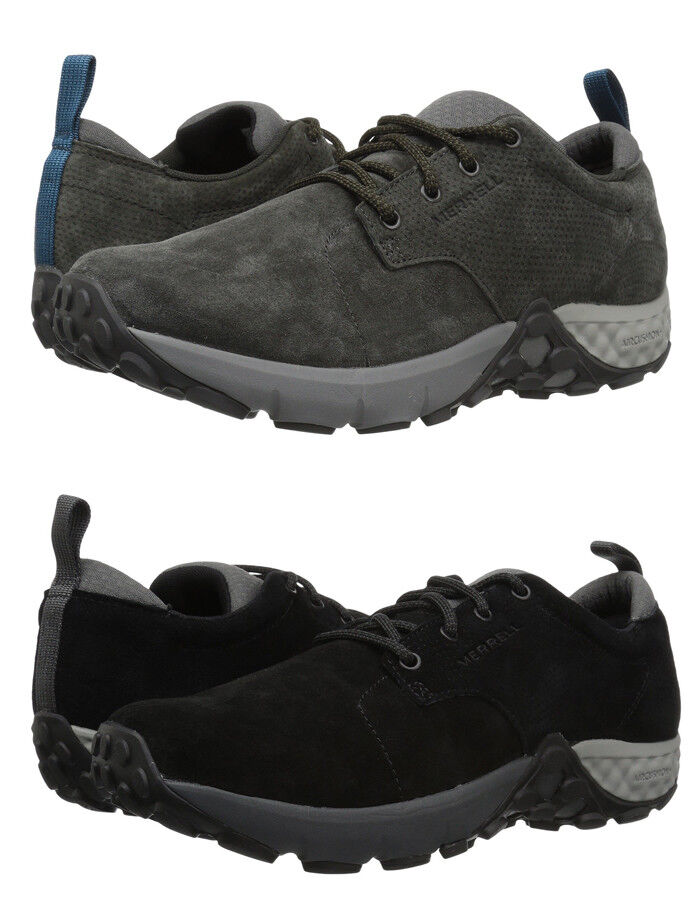 Merrell Uomo Jungle Lace Comfort Low Trainers Scarpe Trail Fashion Kicks
