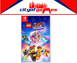 Details about The LEGO Movie 2 Videogame Nintendo Switch Game Brand New &  Sealed