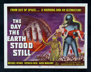 THE-DAY-THE-EARTH-STOOD-STILL-CineMasterpieces-LOBBY-CARD-MOVIE-POSTER