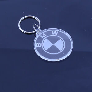 BMW-Car-Badge-Keyring-Handmade-Laser-Cut-Gift