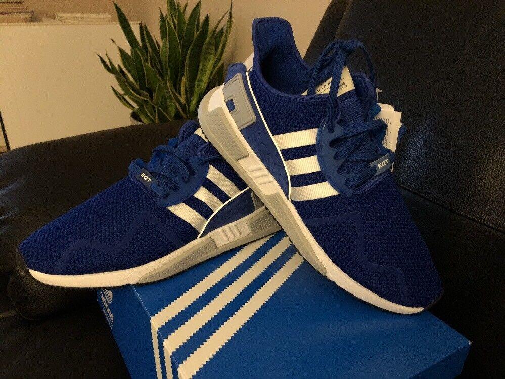 Adidas EQT Cushion ADV Blau Blau Europe EU 46 2/3 · US 12 UVP 139,99