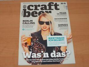 Craft Beer Zeitschrift