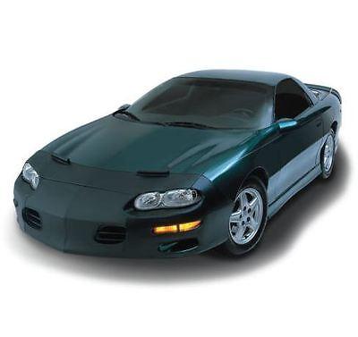 LEXUS ES300 2002-2004 Lebra 2 piece Front End Cover Black Fits Car Mask Bra