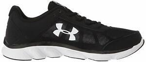 Under-Armour-3020673-001-Micro-G-Assert-7-Black-White-Men-039-s-Running-Shoes