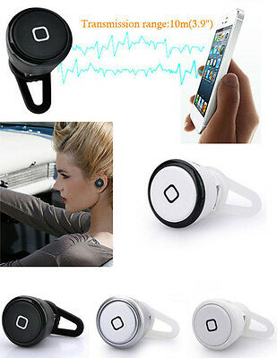 MiNi Wireless Bluetooth Headset Earphone In-Ear Headphone Stereo Mono Lightest