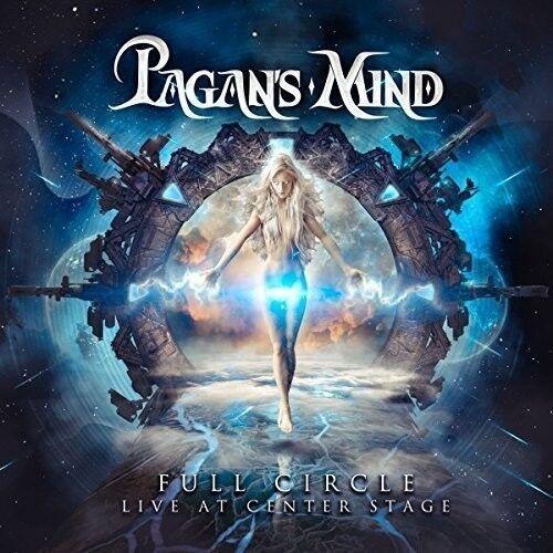Pagan's Mind - Full Circle [New CD]