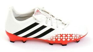 487da83a7 Adidas Predator Absolado LZ TRX White   Red FG Soccer Cleats Men s 7 ...