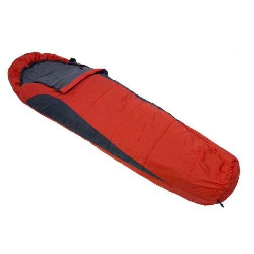 Regatta Schlafsack Sommer für Erwachsene sehr leicht und kleines Packmaß rot
