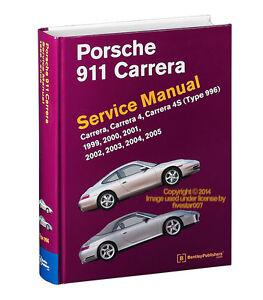 oe bentley diagram book repair guide service manual for 996 porsche rh ebay com porsche 996 gt3 service manual 996 service manual pdf