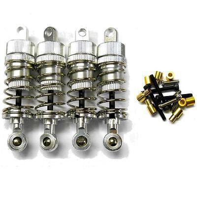 58451 1//10 Scale RC Alloy Shocks Damper CPV Repair Rebuild Set 50mm 58050