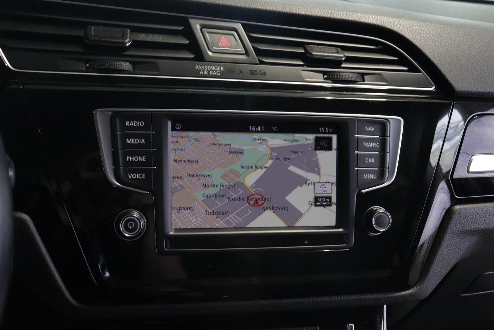 VW Touran TDi 150 Highline DSG 7prs