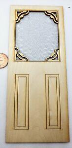 Dollhouse-Miniature-Victorian-Screen-Door-SD060-1-12-Scale