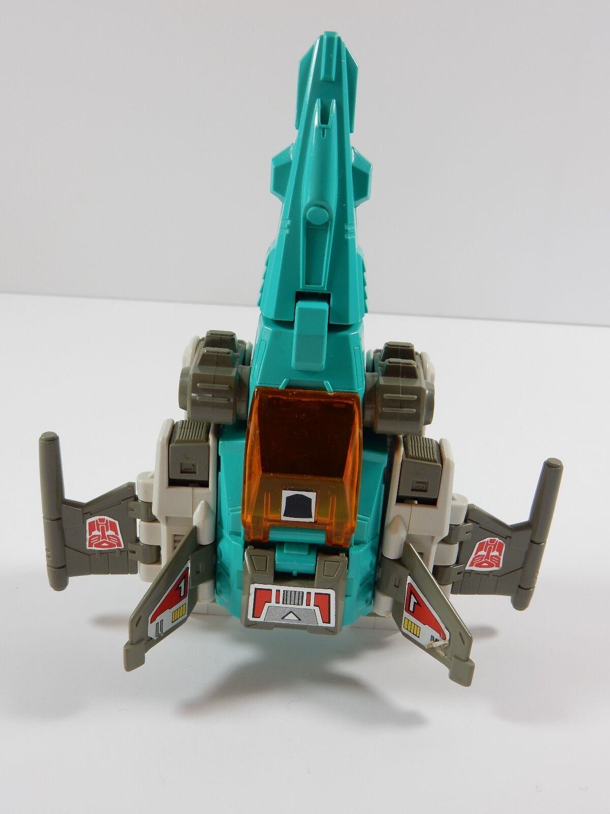 Hasbro 1987 Transformers G1 Headmasters Brainstorm Figure