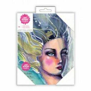 Jane Davenport Power Pastels Blender Crayon 18 Pcs 320851