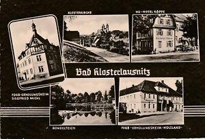 Historische-Ansichtskarte-beschrieben-Bad-Klosterlausnitz-verschickt-Weissenbu