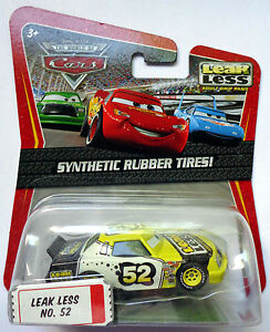Disney Pixar Cars WOC Kmart Exclusive Gask-Its No 80 Synthetic Rubber Tires