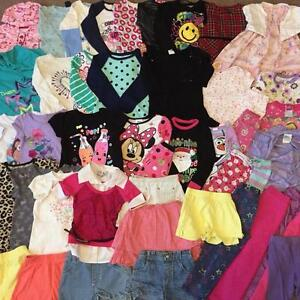 75 PC Childrens Name Brand Clothing Lot Wholesale Boys