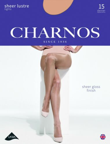 Charnos Sheer Lustre Tights 15 Denier Gloss Finish Tights STW