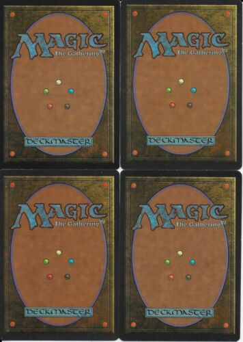 AIR ELEMENTAL 4th Edition UNCOMMON; played Details about  /MTG Excellent condition x4