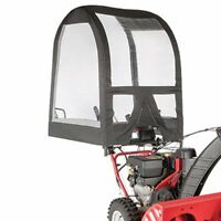 Snow Cab 490-241-0032 Universal Wind Block Shelter Fits Some Snow Blower 2 Stage