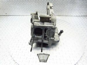 2006 04-09 Piaggio Fly150 Fly 150 OEM Crankcase Crank Case Engine Block